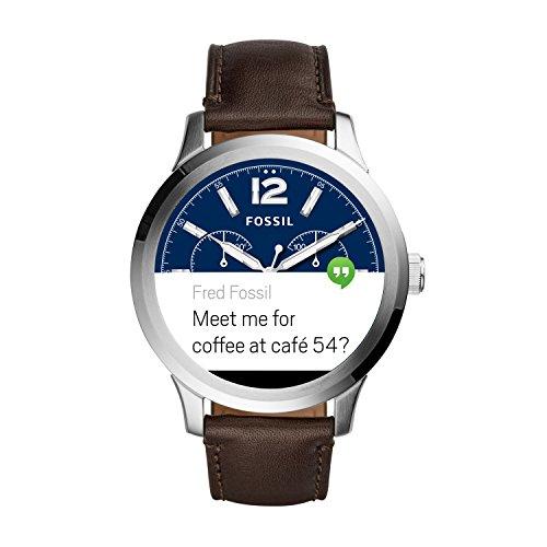 *UPDATE* [ab Januar wieder verfügbar / Amazon] Fossil Q Founder Smartwatches ab 139,50€