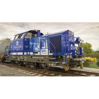 "Ausverkauft... Modellbahn Diesellok Vossloh G6 ""Infra Leuna"" H0 DC Piko Best-Nr. 52650 BRANDNEU!!!"