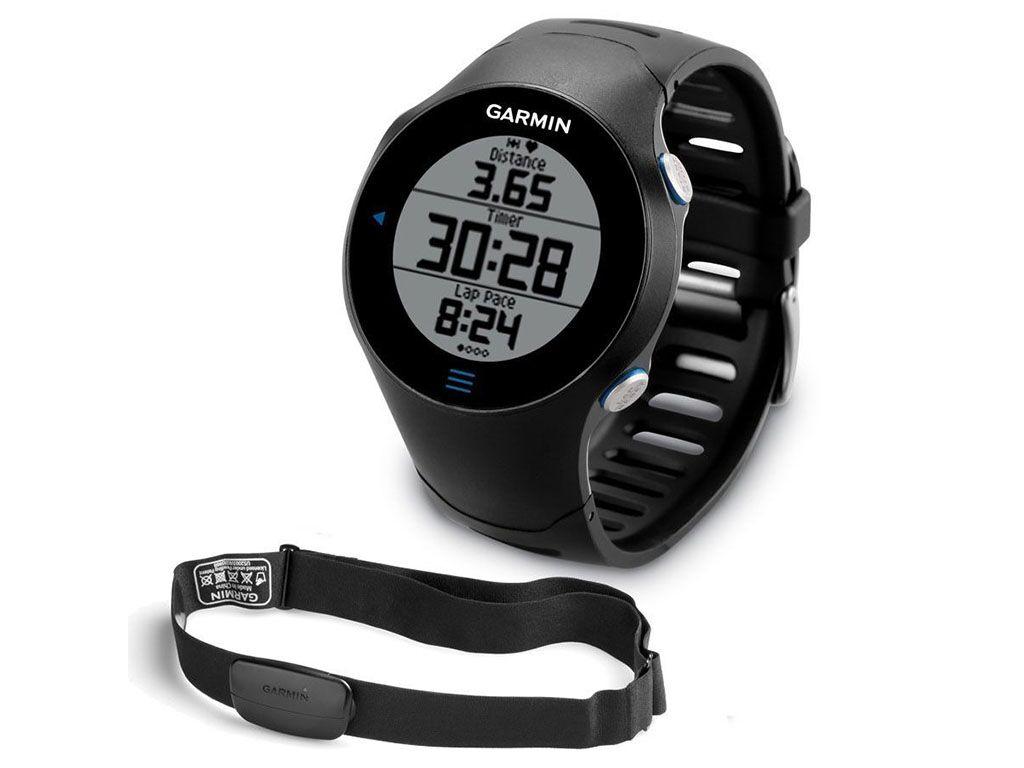 GARMIN Forerunner 210 - Laufuhr mit GPS inklusive Brustgurt