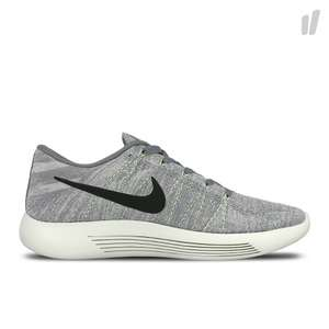 [overkill] Nike Lunarepic Low Flyknit in Cool Grey / Black - Wolf Grey - Summit White für 79,95 € (Gr. 42-46)