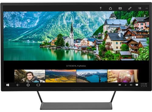 HP Pavilion 32 Display (32'' WQHD WVA+ matt, 3000:1, 300 cd/m², 75Hz mit FreeSync, 2x HDMI + DP, 3x USB, HDCP, VESA, EEK A) für 338,08€ [HP Edu Store]