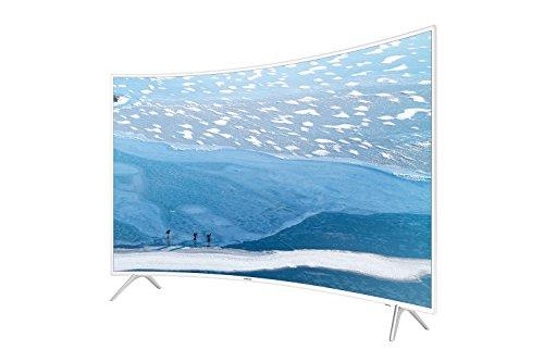 Samsung KU6519 123 cm (49 Zoll) Curved Fernseher (Ultra HD, Triple Tuner, Smart TV)