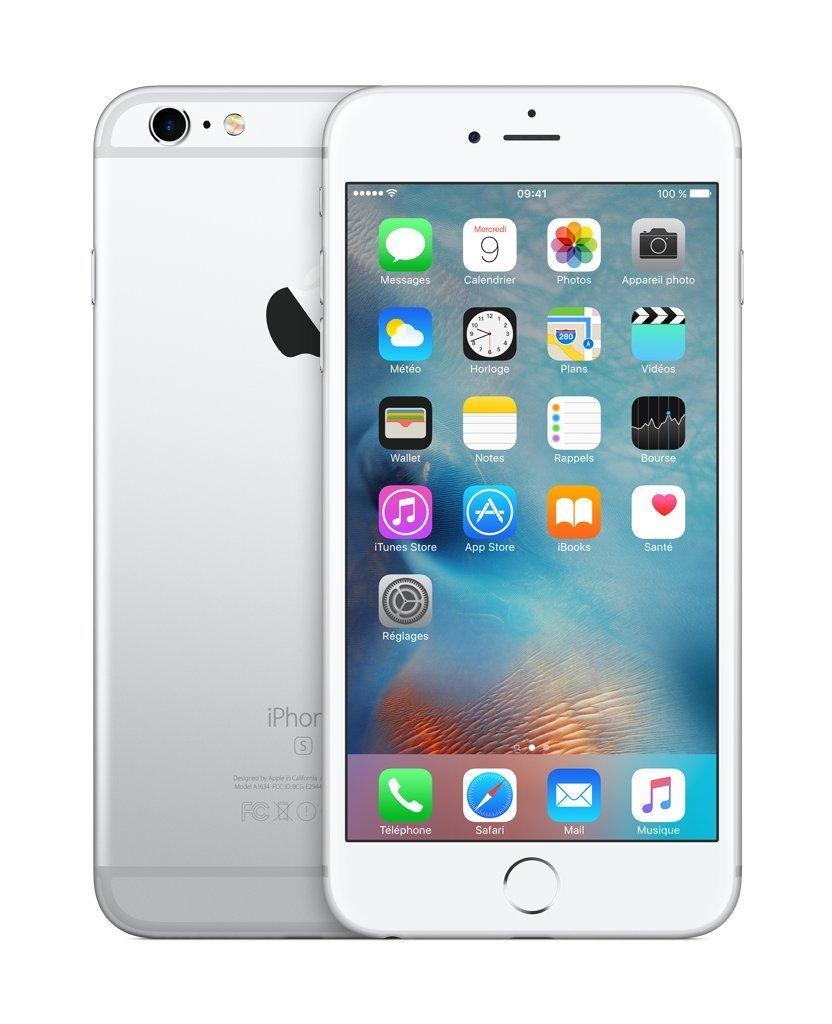 (NEU & OVP) Apple iPhone 6s Plus 64GB (5.5 Zoll, 12MP) inkl Versand