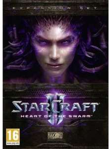 Starcraft II: Heart of the Swarm für 4,45€ [CDKeys]