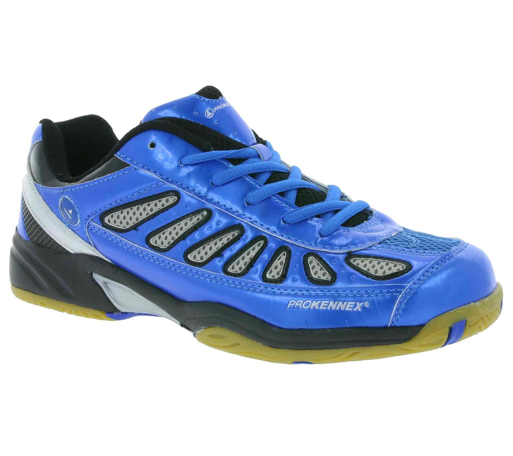 ProKennex Destiny Blue Herren Hallenschuhe Squash-Schuhe Blau