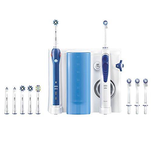 [Amazon Blitzangebot]Oral-B PRO Center 5000 Elektrische Zahnbürste plus OxyJet-Mundusche
