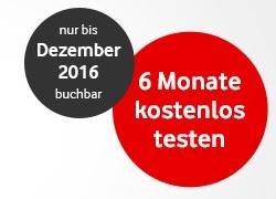 Vodafone Kabel Deutschland Bestandskunden: Vor Verkaufsstart Vodafone TV 6 Monate gratis testen