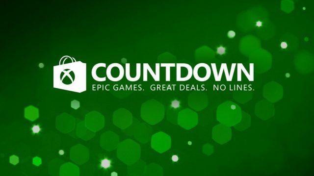 Xbox Countdown Sale - Angebote der Woche 2 sind live!