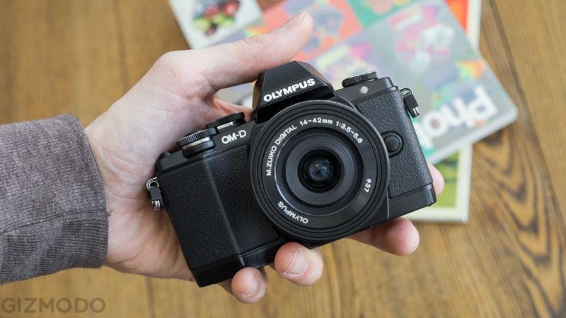 [SCHWEIZ] Olympus OM-D E-M10 Mark II Systemkamera 14-42mm Kit mit Cashback für 399.- CHF!