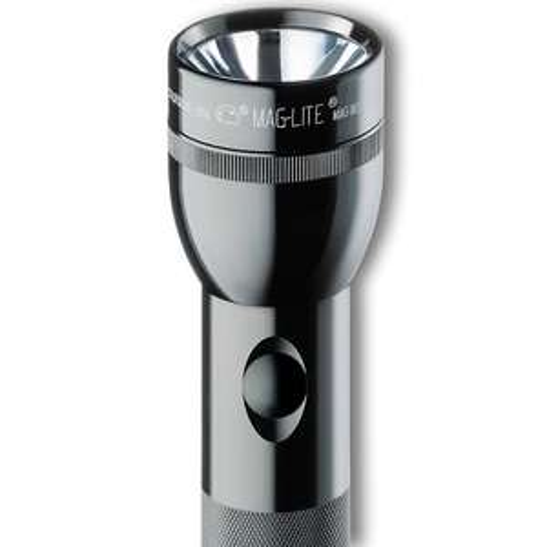 [Amazon Blitzangebot] Mag-Lite S4D016 4D-Cell Stablampe 37,5 cm schwarz für 4 Mono-Batterien inklusive LiteXpress LED Upgrade Modul - 300 Lumen - für Maglite Krypton Taschenlampen SET-KOMBI29