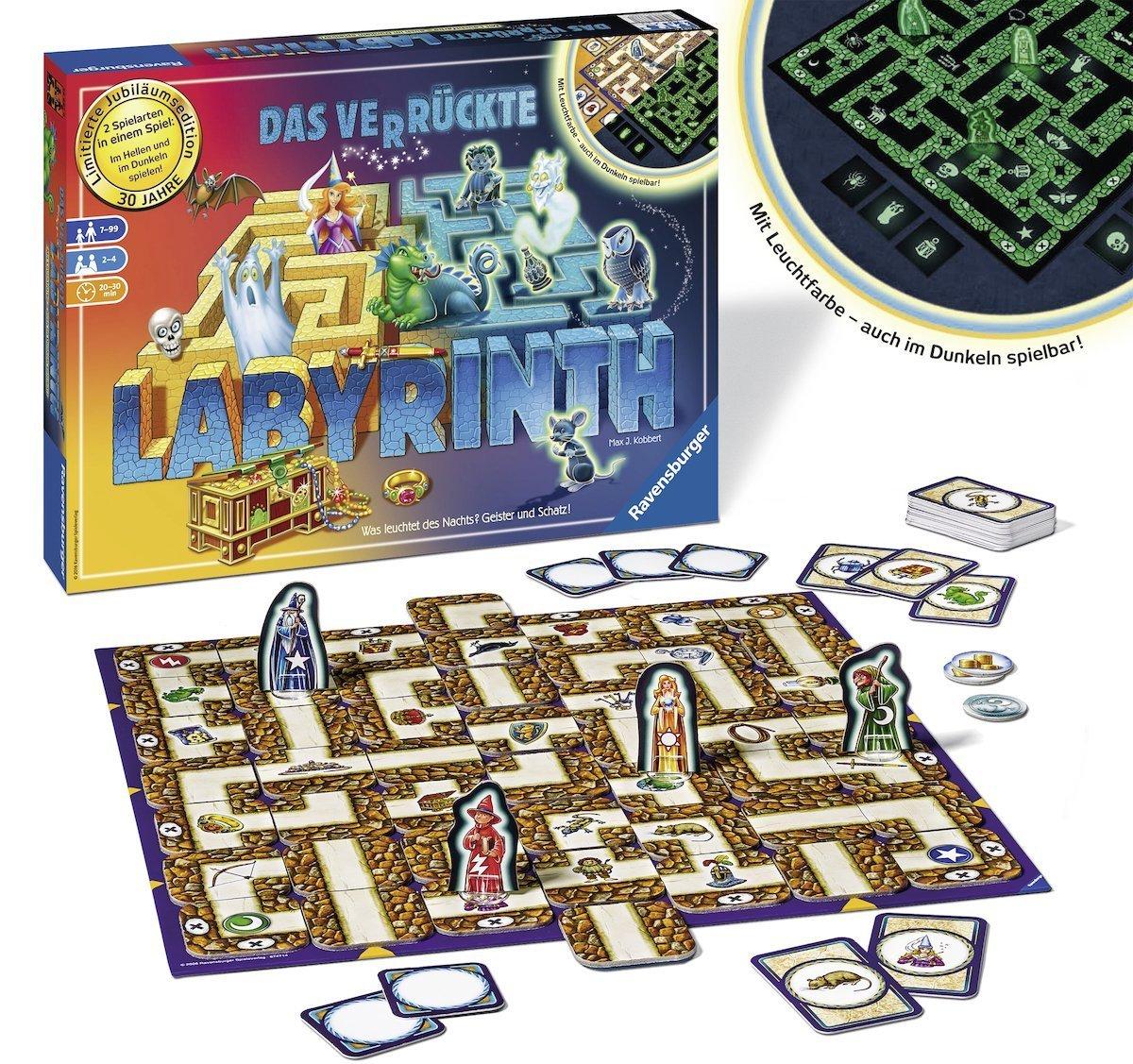 Das verrückte Labyrinth - 30 Jahre Jubiläumsedition für 15,99€ [Amazon Prime]