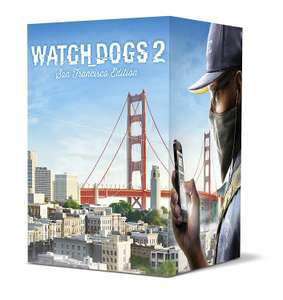 (Amazon UK) Watch Dogs 2 San Francisco Edition (Xbox One & PS4) für 50,52€ inkl. VSK