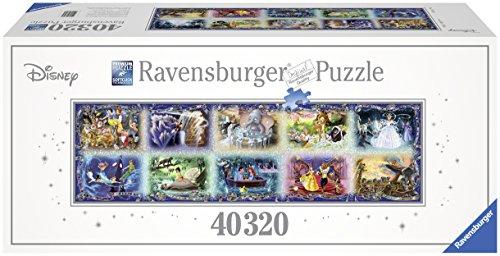 [Amazon Blitzangebot] Ravensburger 17826 - Unvergessliche Disney Momente, 40320 Teile Puzzle