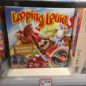 Looping Louie bei Rossmann 14,99€