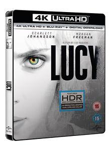 UHD 4k Blu-ray Lucy für 17,41 statt 24,48 € und weitere UHDs