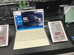 [Media Markt Nürnberg Mercado offline] HUAWEI MATEBOOK gold M3 Convertible 128 GB 12 Zoll