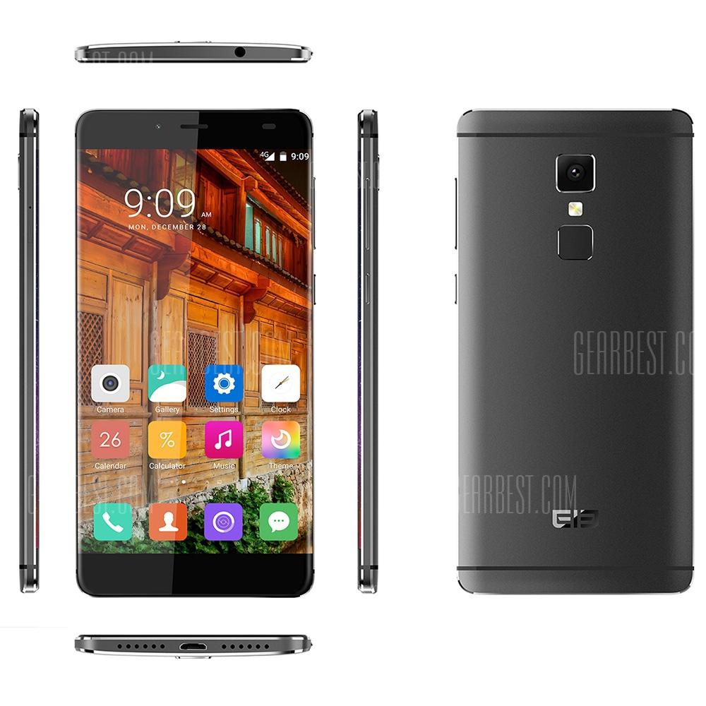 "[HK2 Gearbest] Elephone S3 LTE 5,2"" 3GB/16GB HybridSlot FHD 2.5D 13MP + 5.0MP MTK6753 Fingerabdruck Android 6.0"