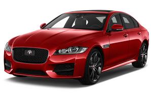 [meinauto] Jaguar XF Pure 180 PS mit Navi, Einparkhilfe, Xenon