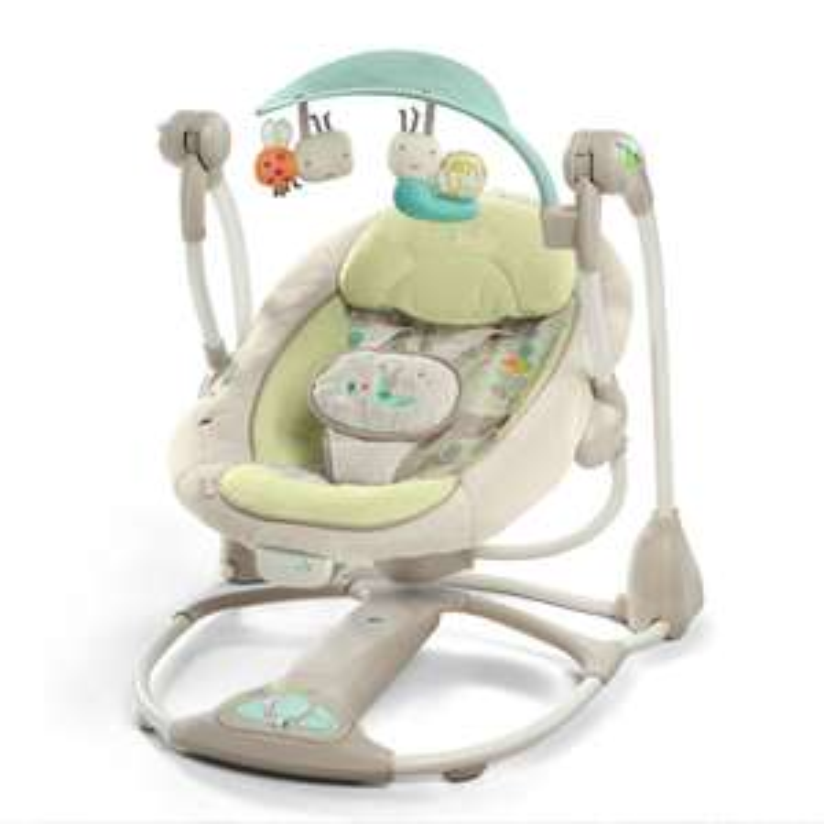 [Amazon Blitzangebot für Eltern] Brightstars Babyschaukel