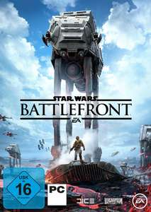 Star Wars: Battlefront (PC - Origin Mexiko)
