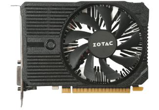 ZOTAC GeForce® GTX1050 Mini Grafikkarte