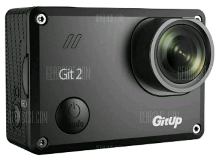 Gitup Git2 FullHD Action Cam @Gearbest