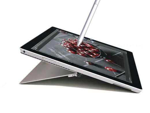 Microsoft Surface Pro 3 mit Intel i7, 8 GB RAM, 512 GB SSD