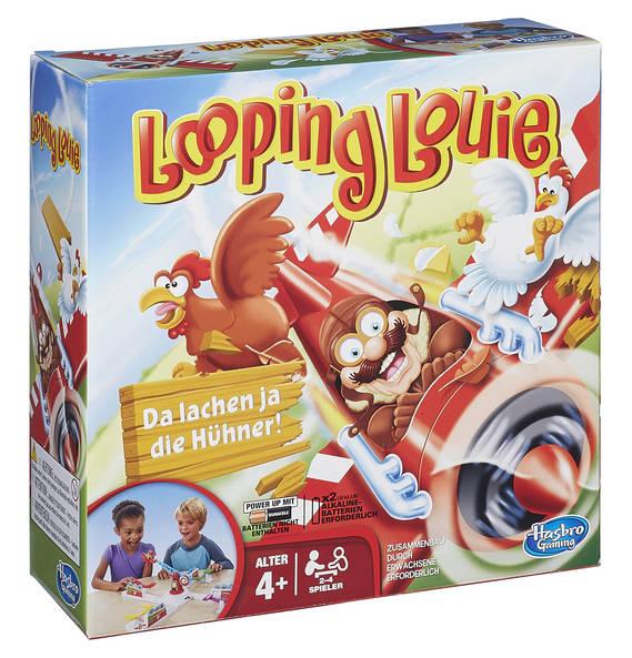 Looping Louie bei Galeria Kaufhof