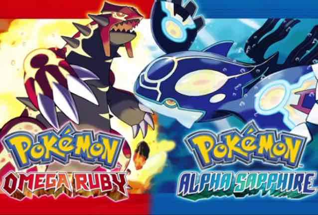 [Amazon] Pokemon AlphaSaphir und Omega Rubin für 29,99€ statt 34,99€