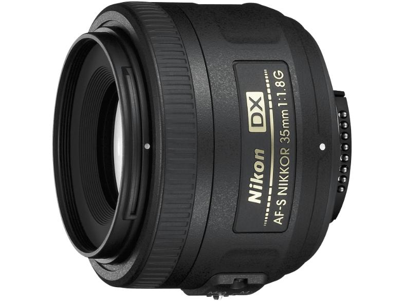 Nikon AF-S DX Nikkor 35mm f1:1,8G [Saturn] für 99€