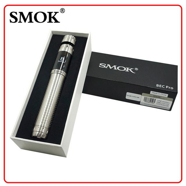 [Aliexpress] SMOK BEC Pro 50W Tube Akkuträger mit Bluetooth für 15,30€ (E-Zigarette)