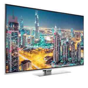 "Grundig 123cm 49"" Ultra HD 4K 3D LED Fernseher HDR Smart TV WLAN USB Recording"