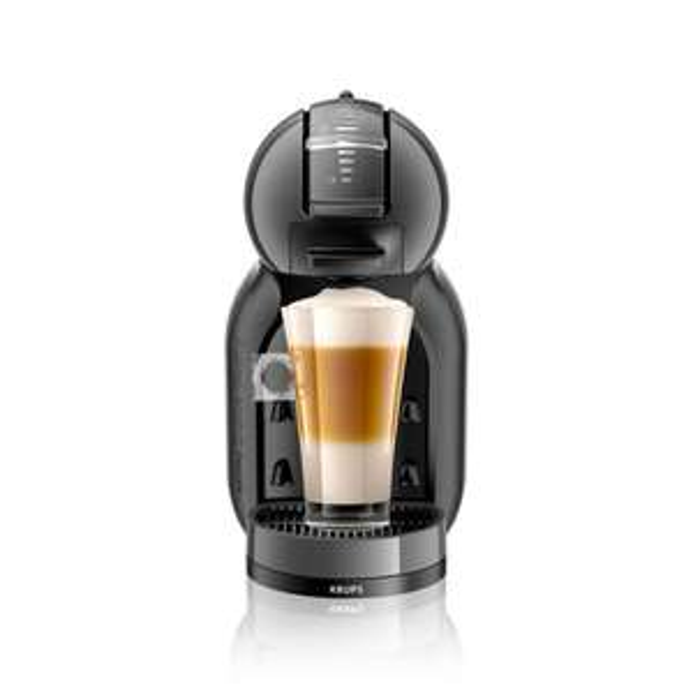 [Amazon Blitzangebote] Krups KP 1208 Nescafé Dolce Gusto Mini Me Kaffeekapselmaschine (automatisch) anthrazit