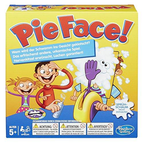 Hasbro Spiele - Pie Face, Partyspiel