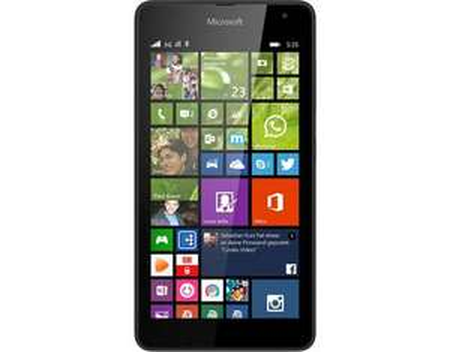 [Carbonphoneshop / Allyouneed] Microsoft Lumia 535, Smartphone, 3G, 5 Zoll qHD (960 x 540 Pixel) Touchscreen, 8 GB, 5 MP Kamera, Windows Phone 10, Schwarz, Demoware