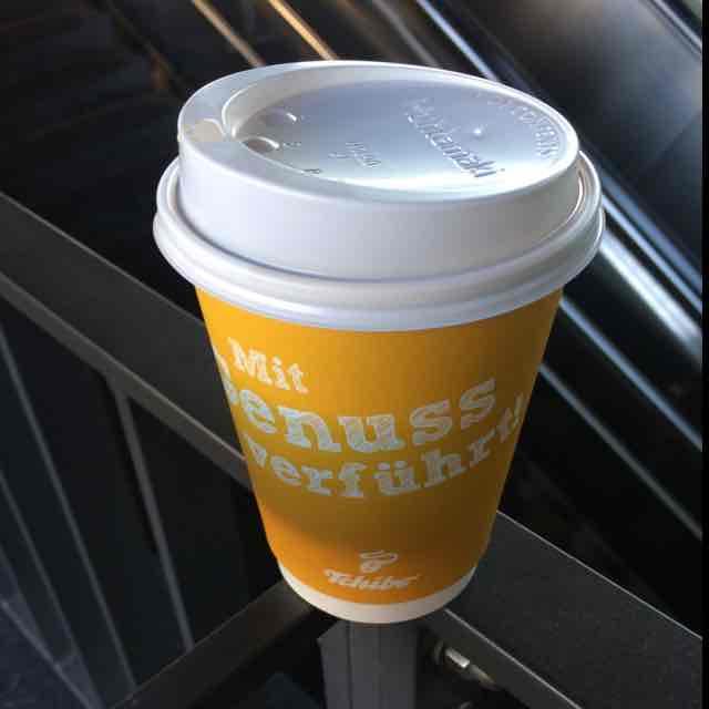 Kaffee to go [Tchibo]