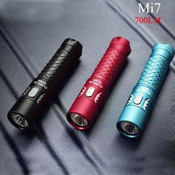 Viele Taschenlampen von guten Herstellern bei Banggood im Angebot, zum Beispiel Klarus Mi7 für 20,36€