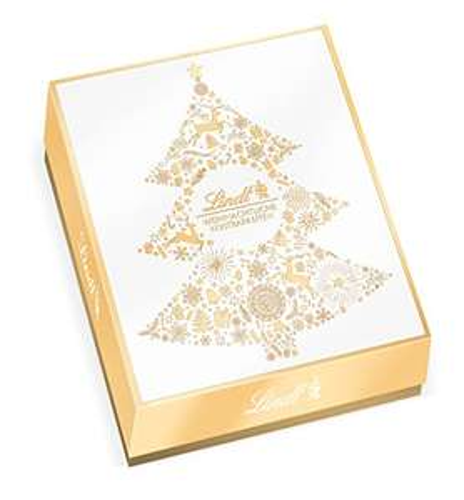 (Amazon) Lindt & Sprüngli Golden Xmas Präsentpaket Large, 1er Pack (1 x 905 g)