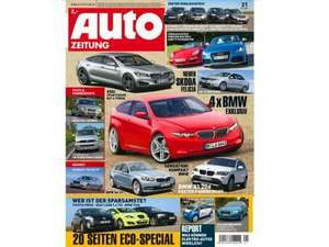 1 Jahr Autozeitung für 2,20 Euro