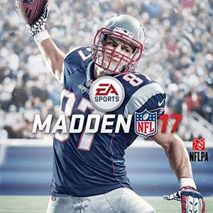 [PS4 Digital] [Amazon.com] Madden NFL 17 am heutigen Digital Day für 28.44€