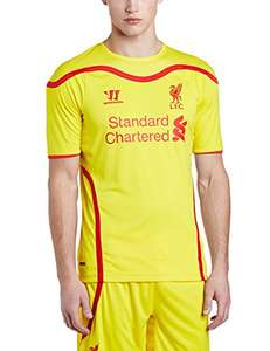 Liverpool Trikot Away[Amazon]