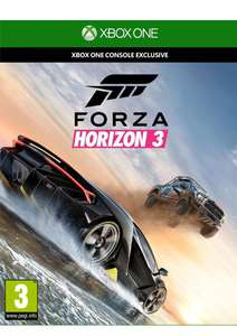 (Simplygames) Forza Horizon 3 (Xbox One) für 32€ inkl. VSK