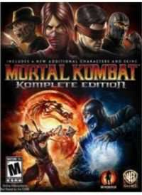 Mortal Kombat: Komplete Edition (Steam) für 1,10€ [CDKeys]
