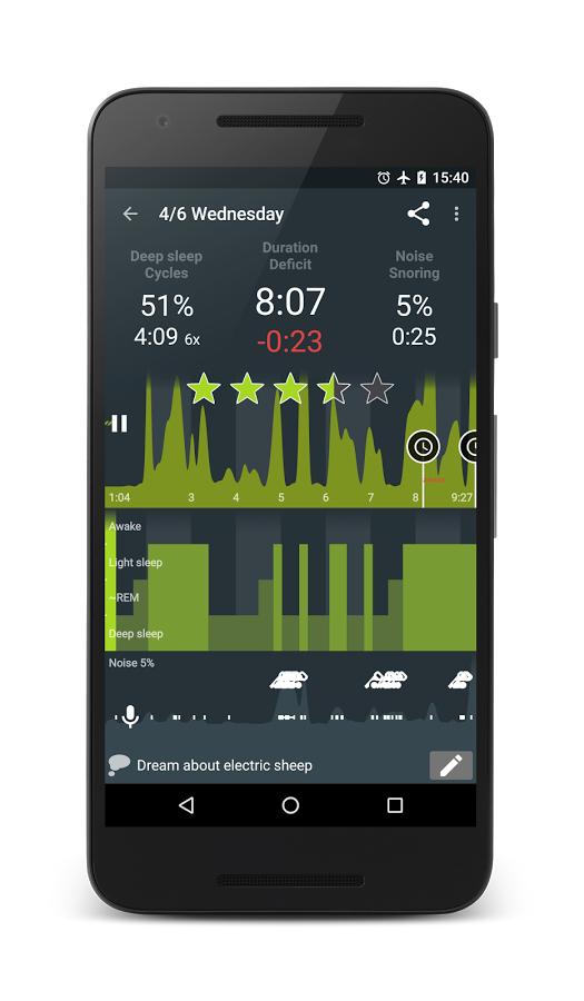 Sleep As Android für 0,50 statt 2,99