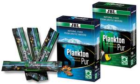 JBL Aquarium Fischfutter Planktonpur GRATIS Probierpaket