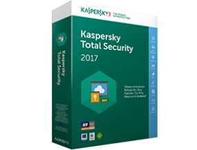 KASPERSKY Total Security Multi Device 2017 3 Geräte | 1 Jahr = 27,90€