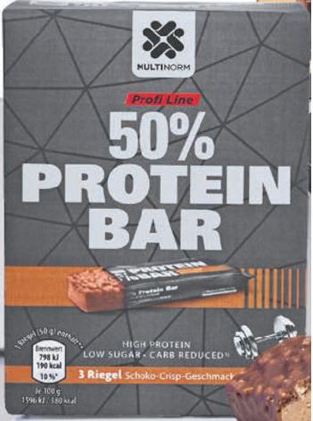 Aldi Süd Protein Bar