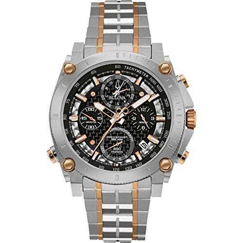 [Amazon] Bulova Herren-Armbanduhr Chronograph Quarz