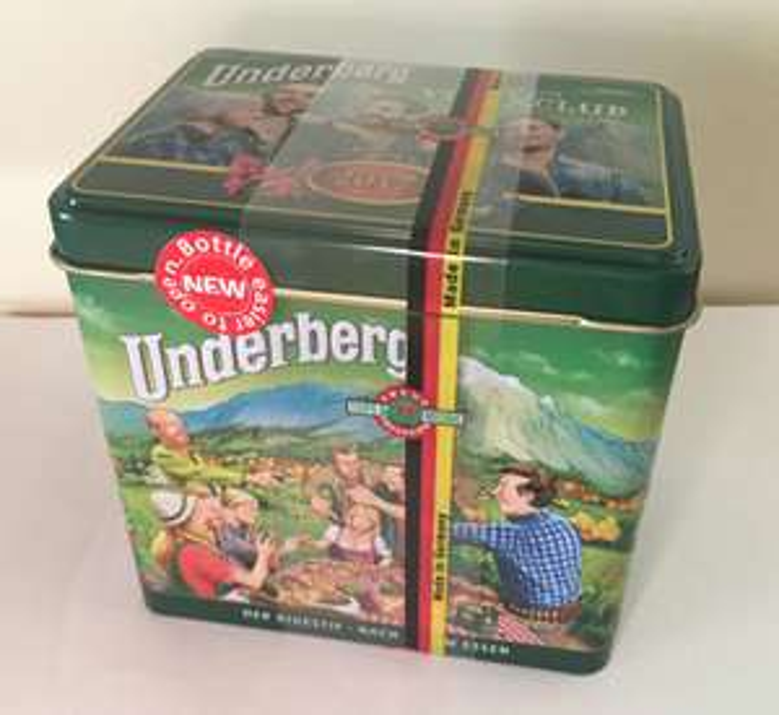 [Penny] Underberg 12er Pack 2017 Edition