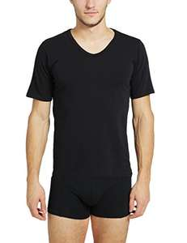 Ultrasport Herren T-Shirt mit V-Ausschnitt (Amazon Plus Produkt) Größe L